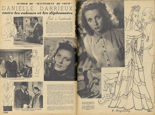 paru dans Pour Vous du 5 juillet 1939