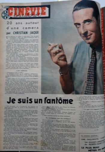 paru dans Cinévie du 1 octobre 1946