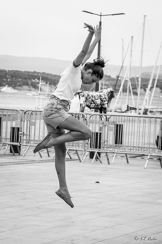 La danse – Se sentir vivant