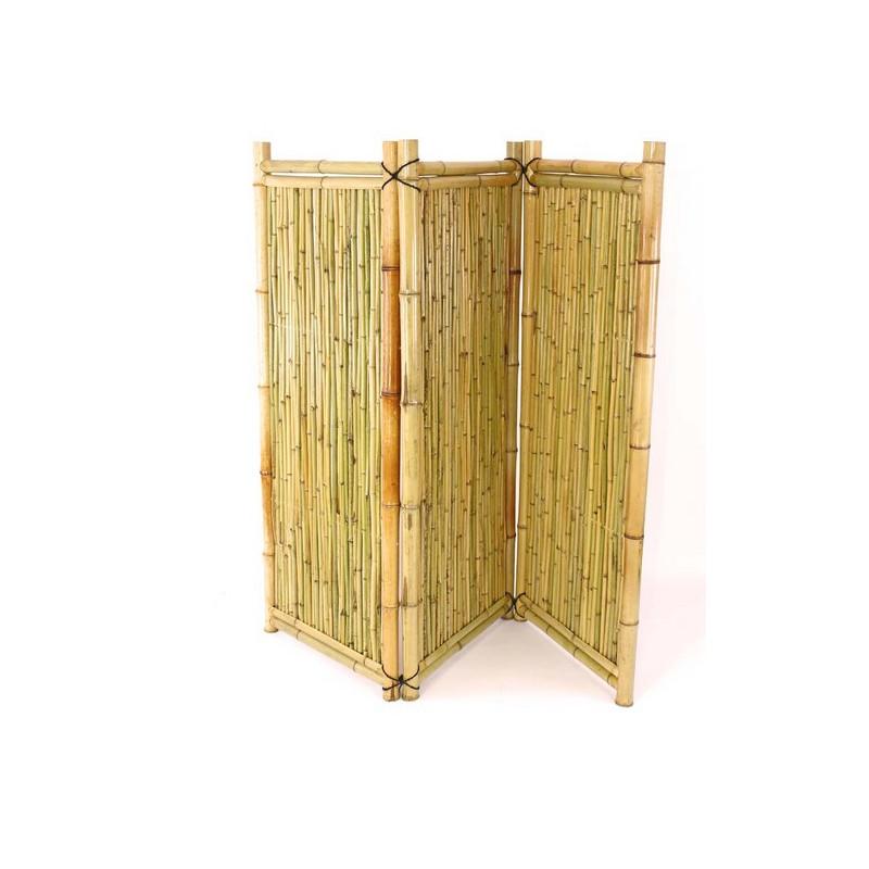 paravent exterieur bambou h 150