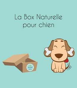 La Box Naturelle pour chien