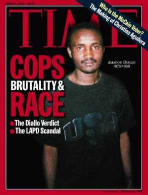 Time - Amadou Diallo