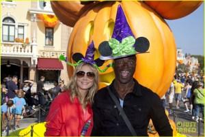 Seal à Disneyland