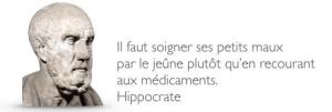jeûner hippocrate