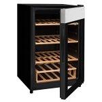 Cave de service mono compartiment 50 bouteilles de vin VSV51