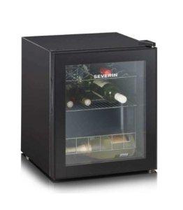 Severin KS 9889 – refroidisseurs à vin (Autonome, Noir, 4 – 18 °C, SN, Non, A, Noir)