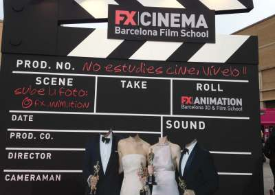 FX Animation Barcelona 3D & Film School