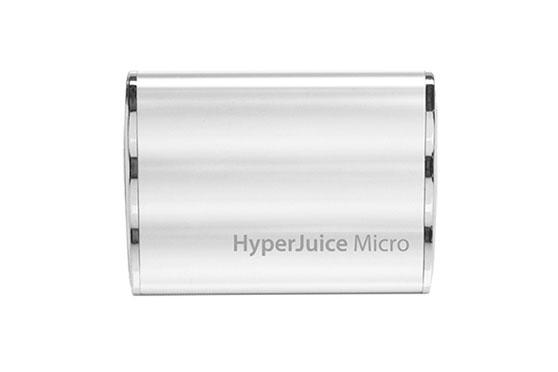 Batterie Hyperjuice Micro 3600 mAh Silver