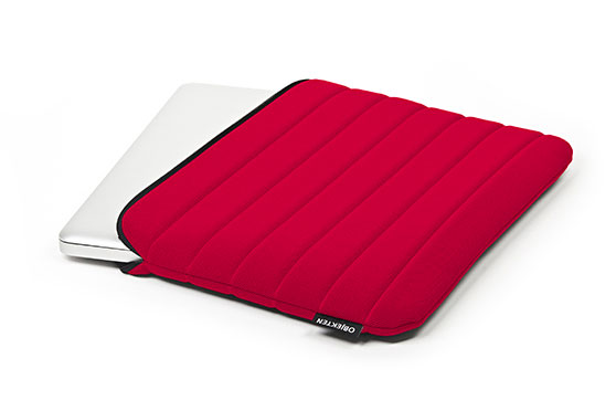"Housse ordinateur 13"" Padded (Rouge)"