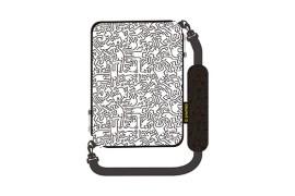 Housse iPad Mini People Keith Haring Collection (Blanc)