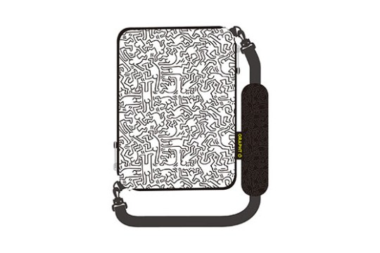 Housse iPad Mini People Keith Haring Collection (Blanc)