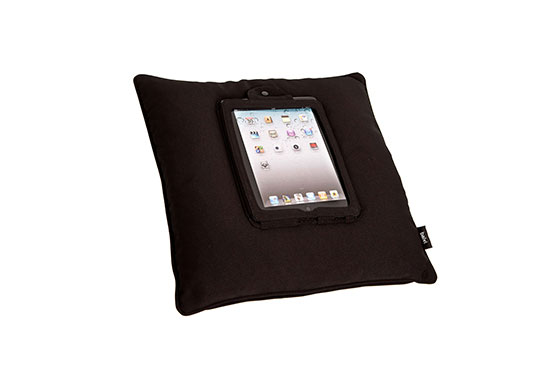 Coussin Tablette iCushion (Noir)
