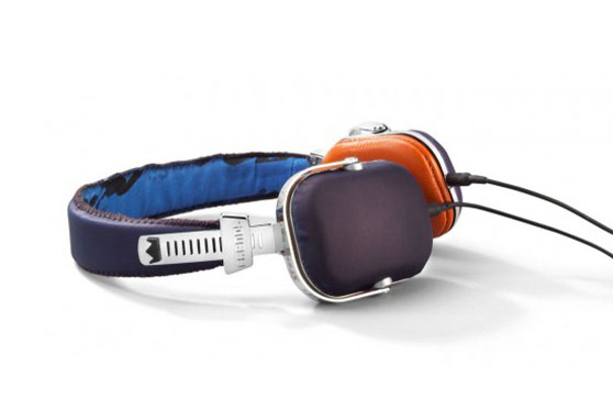 Casque Frends The Light Denham limited Edition Bleu