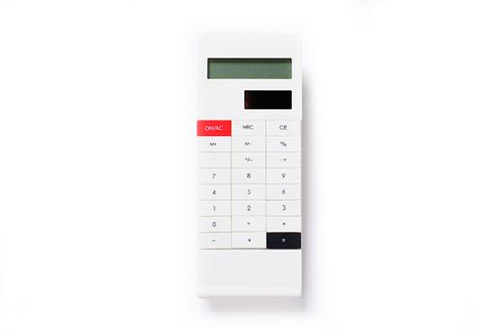 Calculatrice Clip Graphia (Blanc) Mark's