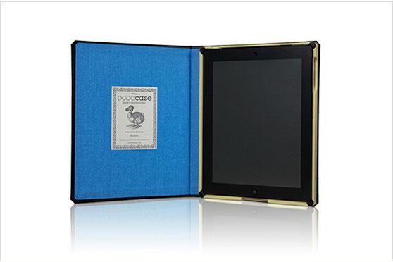 DodoCase iPad 3 Classic Bleu Ciel