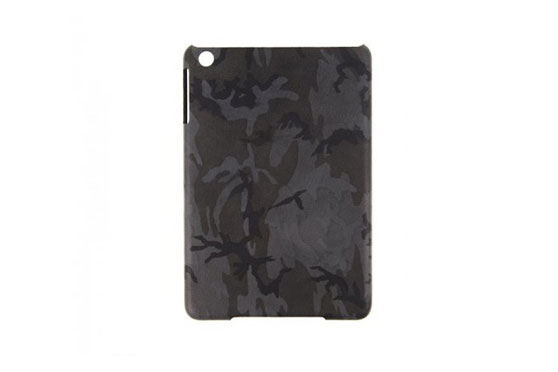 Coque iPad Mini Camouflage Soft Goat (Gris)