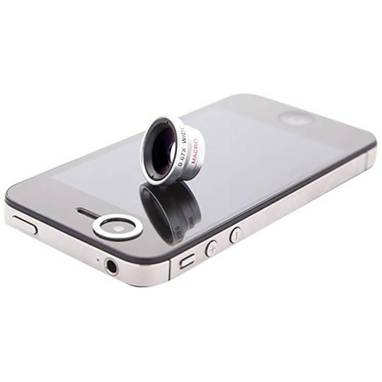 Objectif Grand Angle Macro iPhone