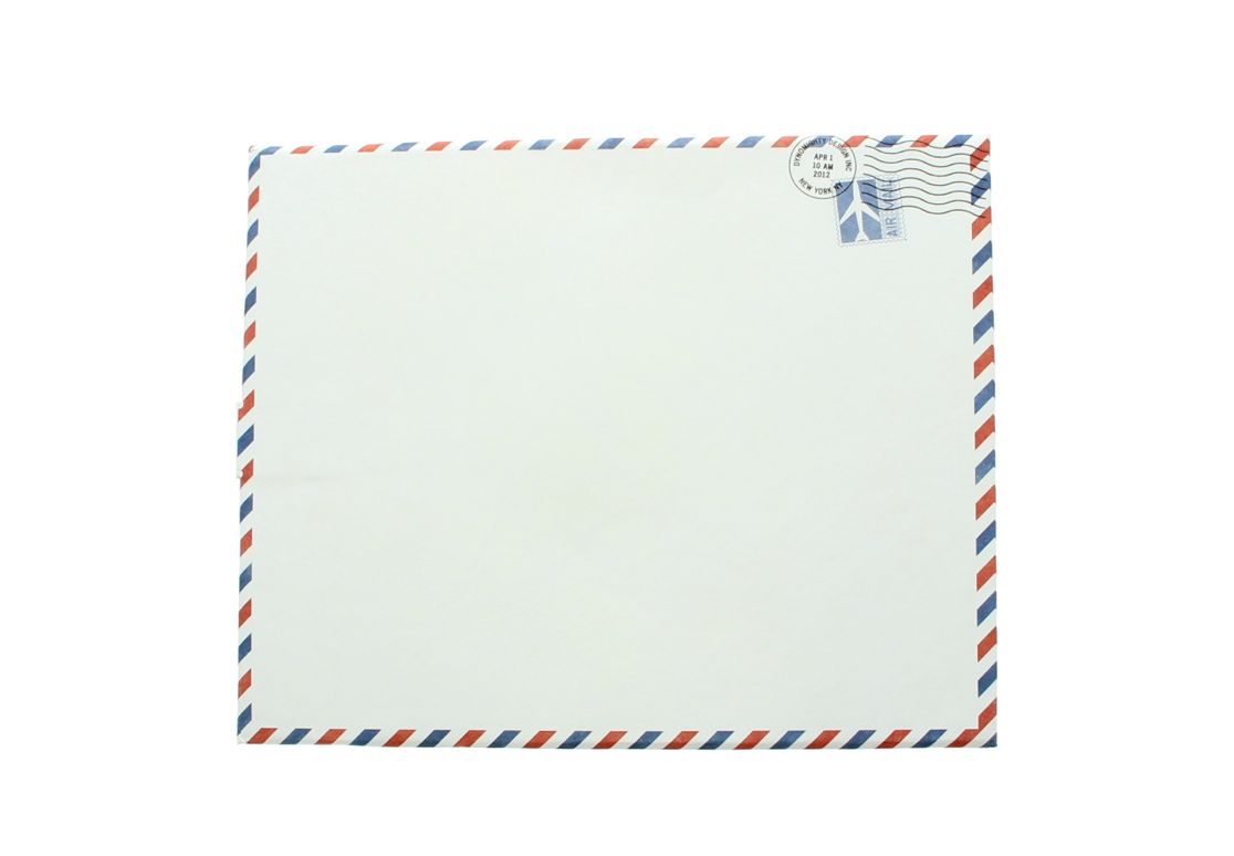 Housse Ordinateur Mighty en Tyvek Airmail