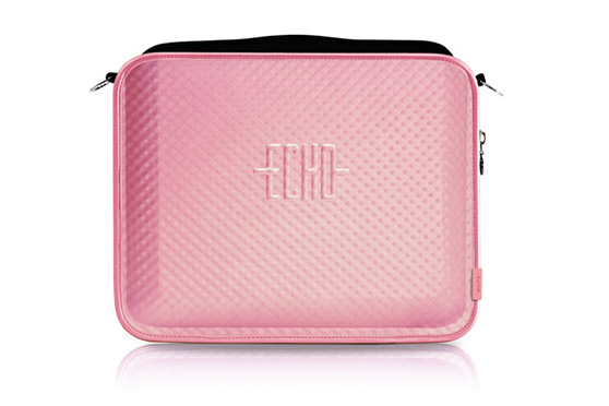 "Sac d'ordinateur 13"" Yacht X (Rose)"