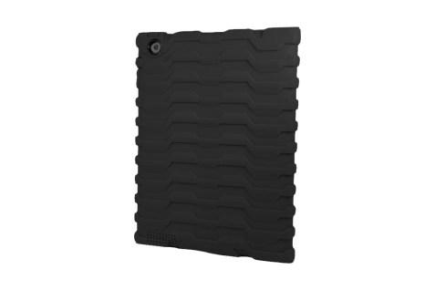 Coque iPad Mini Noire Shock Drop
