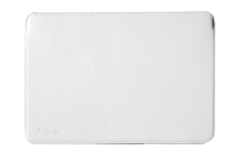 Coque convertible blanche pour MacBook Air 13″ Hard Candy