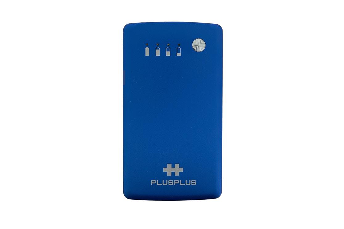 Batterie Externe Powervisa 3000 mah bleu