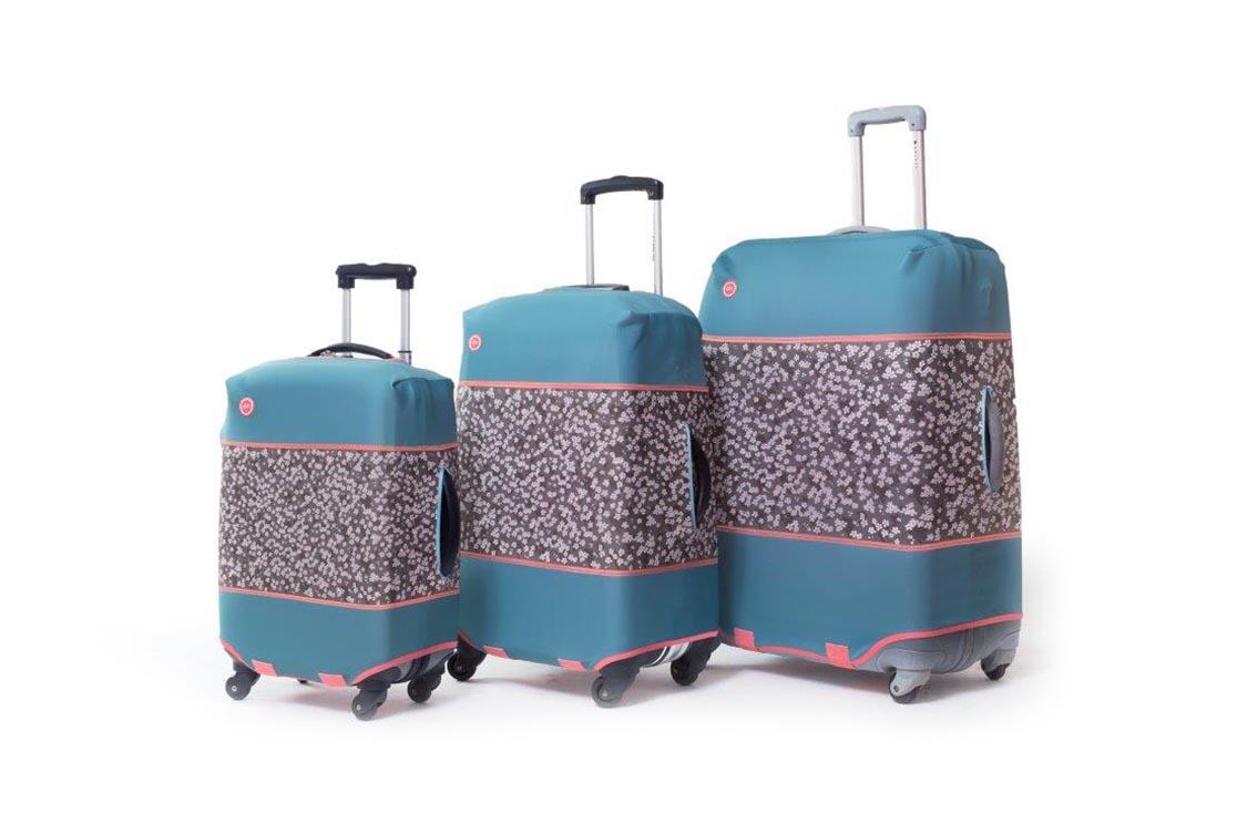 Housse de valise taille M Kyoto Dandy Nomad