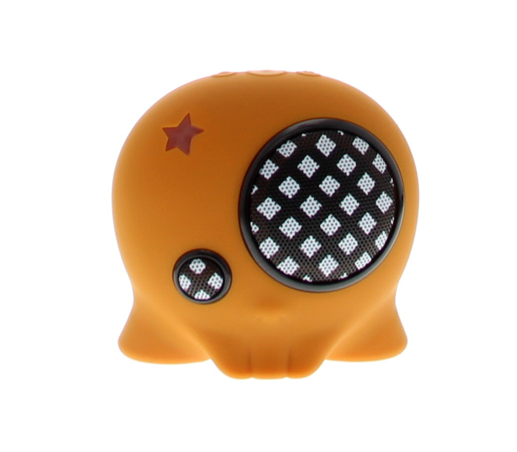 Enceinte Boombotix 1 (ORANGE)