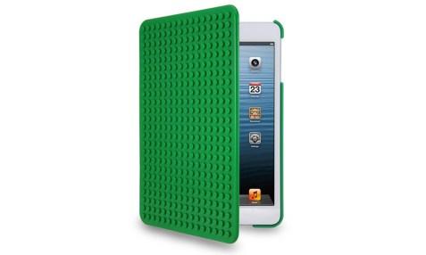 Coque BrickCase Lego Verte pour iPad Mini Retina