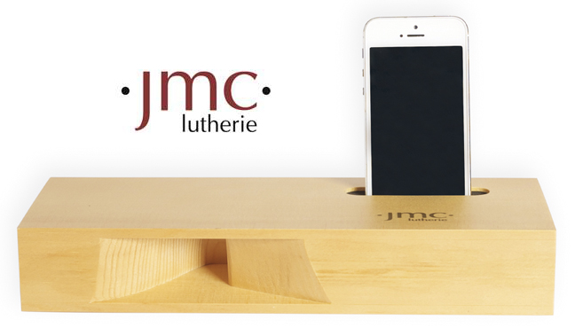 Acoustic Docking Station JMC