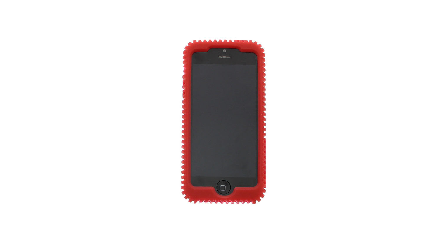 Wrap Bumper pour iPhone Rouge
