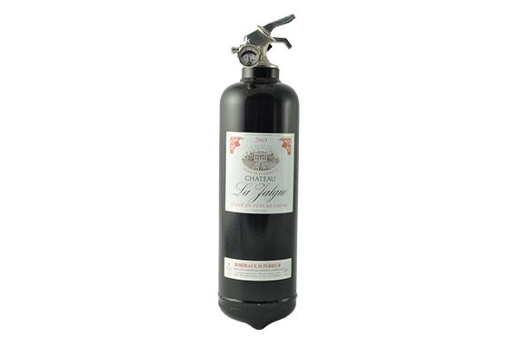 Extincteur Fire Design Bouteille de vin