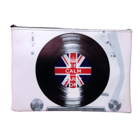 Housse pour ordinateur 13″ Vinyl GB Destroy Pop
