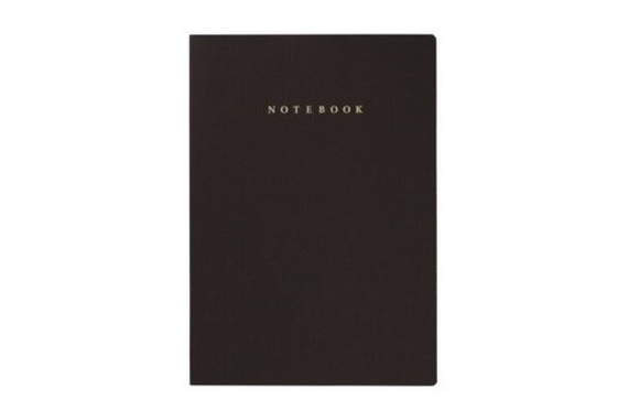 Notebook Travelife Mark's Europe A5 (Black)