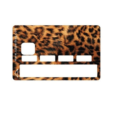 Sticker CB Jungle Leopard