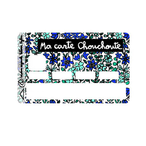 Sticker CB Valérie Nylin Ma Carte Chouchoute