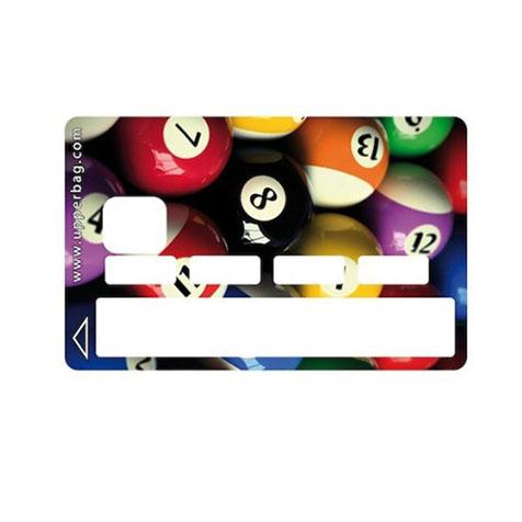 Sticker CB Sport Billard