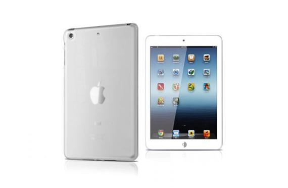Coque ultra fine SBS pour iPad Mini (Blanc)