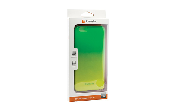 Coque XtremeMac Microshield fade pour iPhone 6