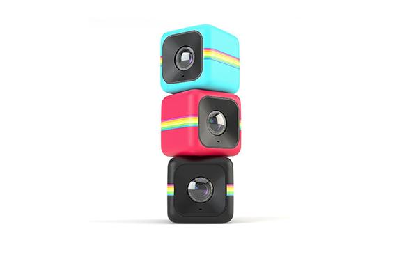 Caméra Full HD Polaroid Cube (Bleu)