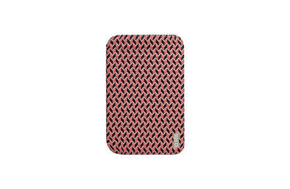 Housse SBS pour Samsung Galaxy Tab 3 (Rose et noir)