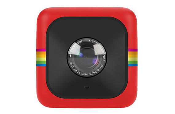 Caméra Full HD Polaroid Cube (Rouge)