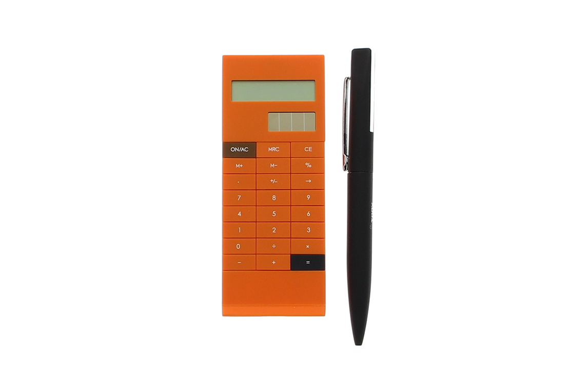 Calculatrice Clip Graphia (Orange) Mark's