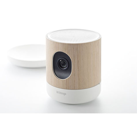 Système de surveillance Withings Home