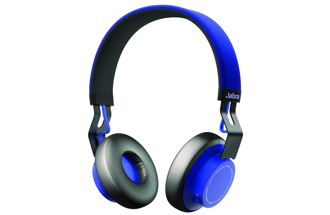Casque Move Wireless Jabra (Bleu)