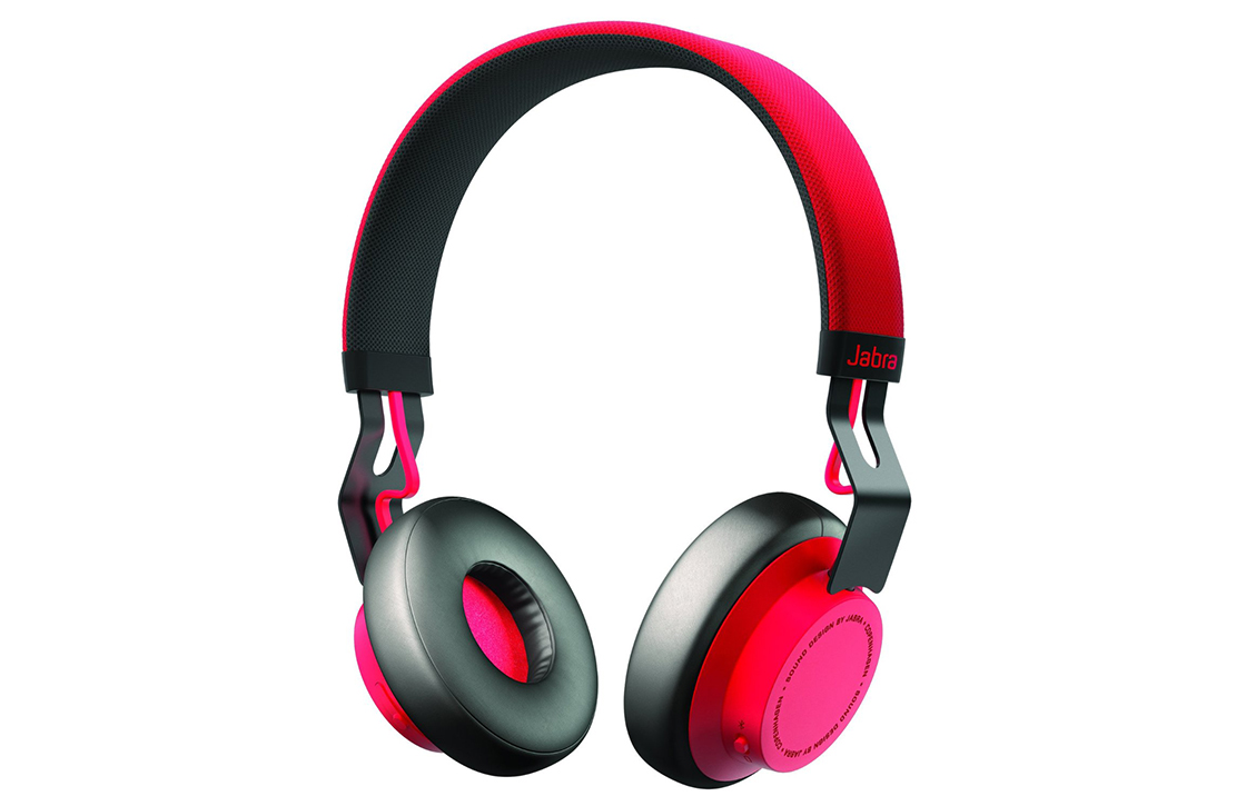 Casque Move Wireless Jabra (Rouge)