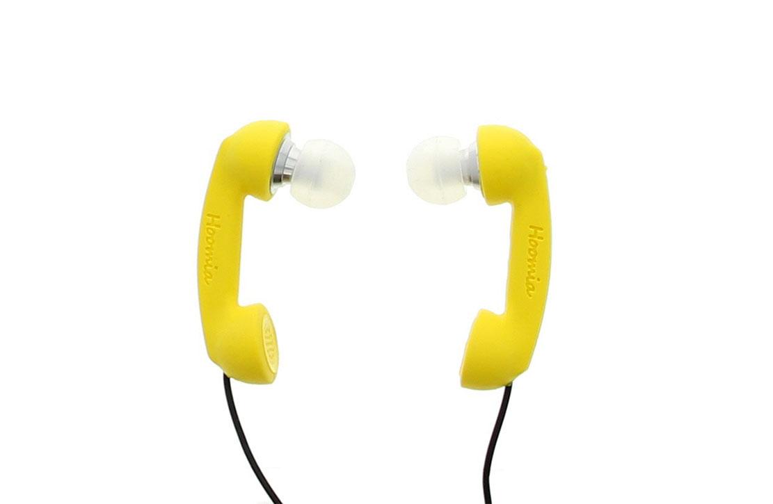 Écouteurs Hoomia téléphone