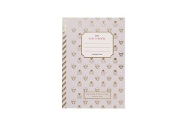 Cahier Elements Gris Mark's