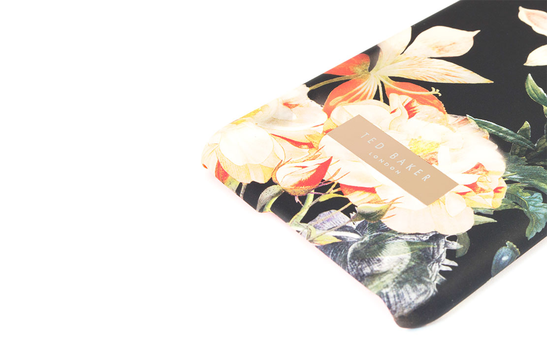 Coque Ted Baker Salso Flowers pour iPhone 6