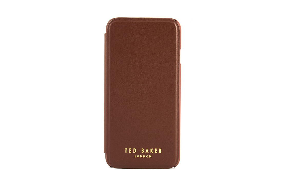 Coque Ted Baker Hex Marron pour iPhone 6